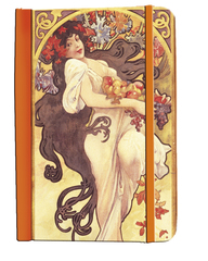 Notes Alfons Mucha - Jeseň 1897